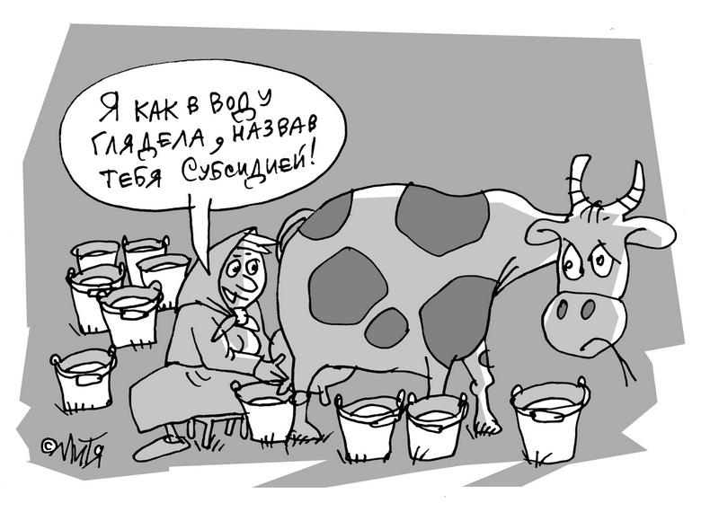 Аграрии смогут получать субсидии быстрее